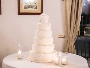 Torta Nuziale Wedding